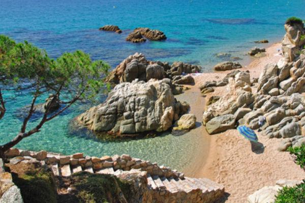 Other beaches in Costa Brava