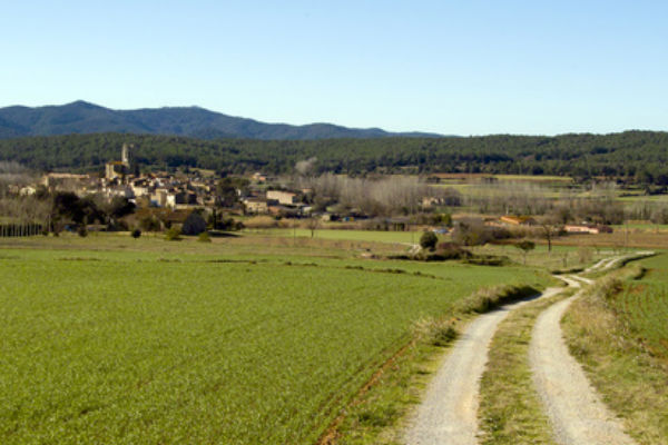 The Gavarras massif