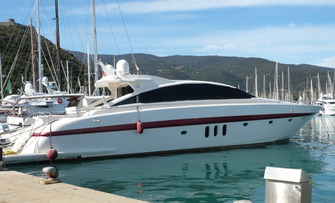 Large yachts can now have access to the port of Estartit