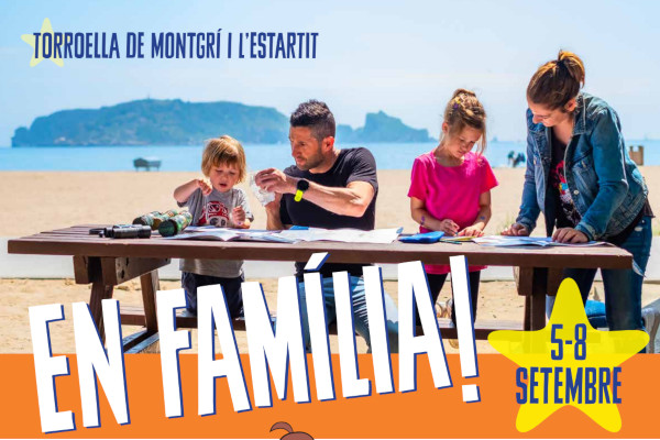 In Family! A complete program of activities for the whole family – September 2019