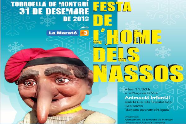 """""""Festa de l'Home dels Nassos"""" – December 2019"""